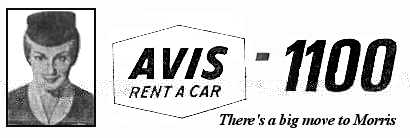 AVIS lady and logo