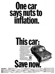 Nuts to Inflation