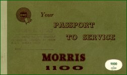 Passport to service