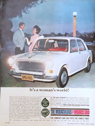 It's a Woman's World advertisement