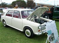 UK built Morris 1100 - NSW