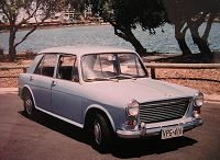 Dream Blue Morris 1100 - SA