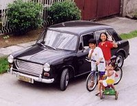 Austin 1100 in the Philippines