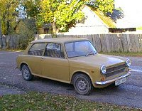 Austin 1100 Mk2 in Estonia